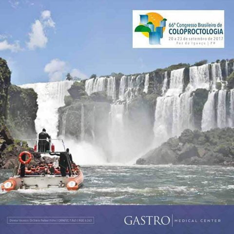 Gastro Medical Center no Congresso Brasileiro de Coloproctologia