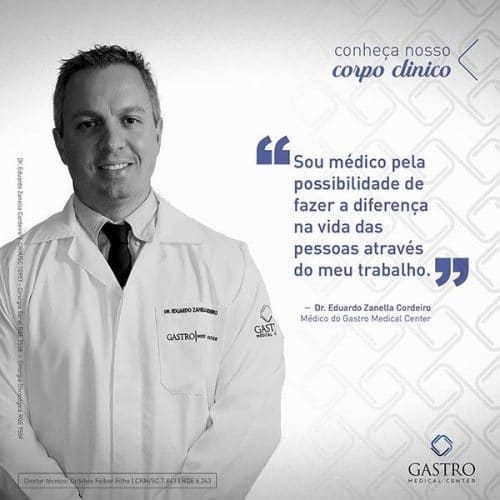 Cirurgião Oncológico do Gastro Medical Center